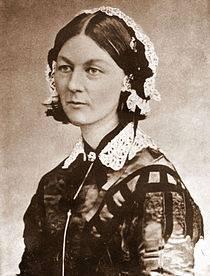 Foto de Florence Nightingale