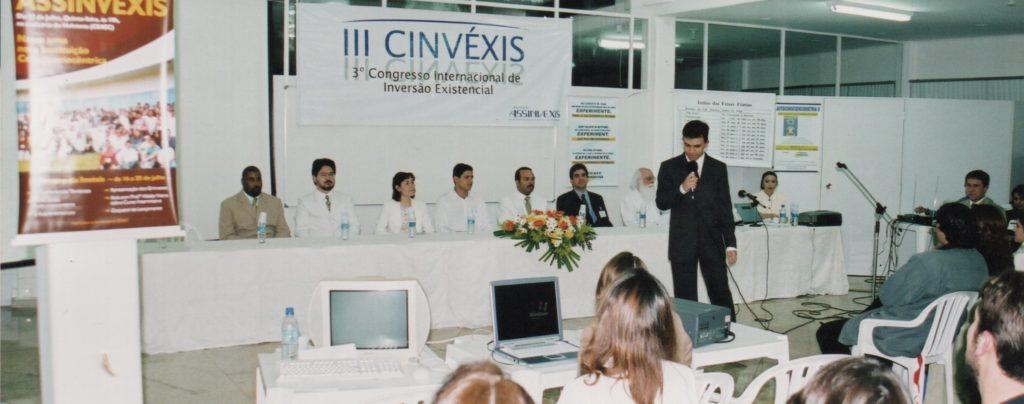 Lançamento da ASSINVÉXIS em 2004