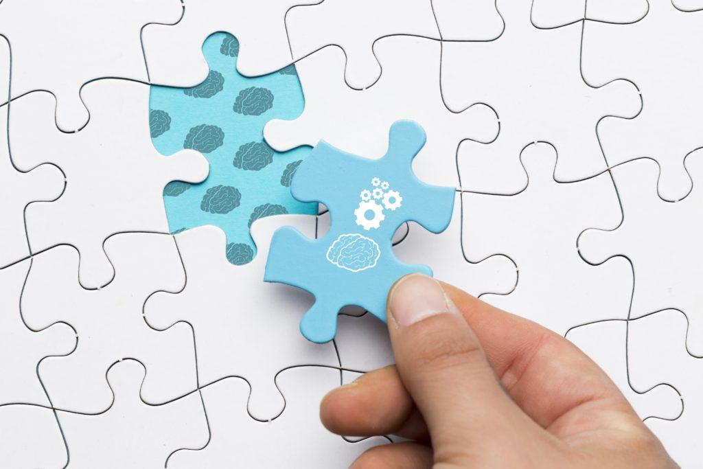 A construção do autoconhecimento mais profundo é como um jogo de quebra-cabeças em que cada nova descoberta é uma peça que amplia a visão do todo