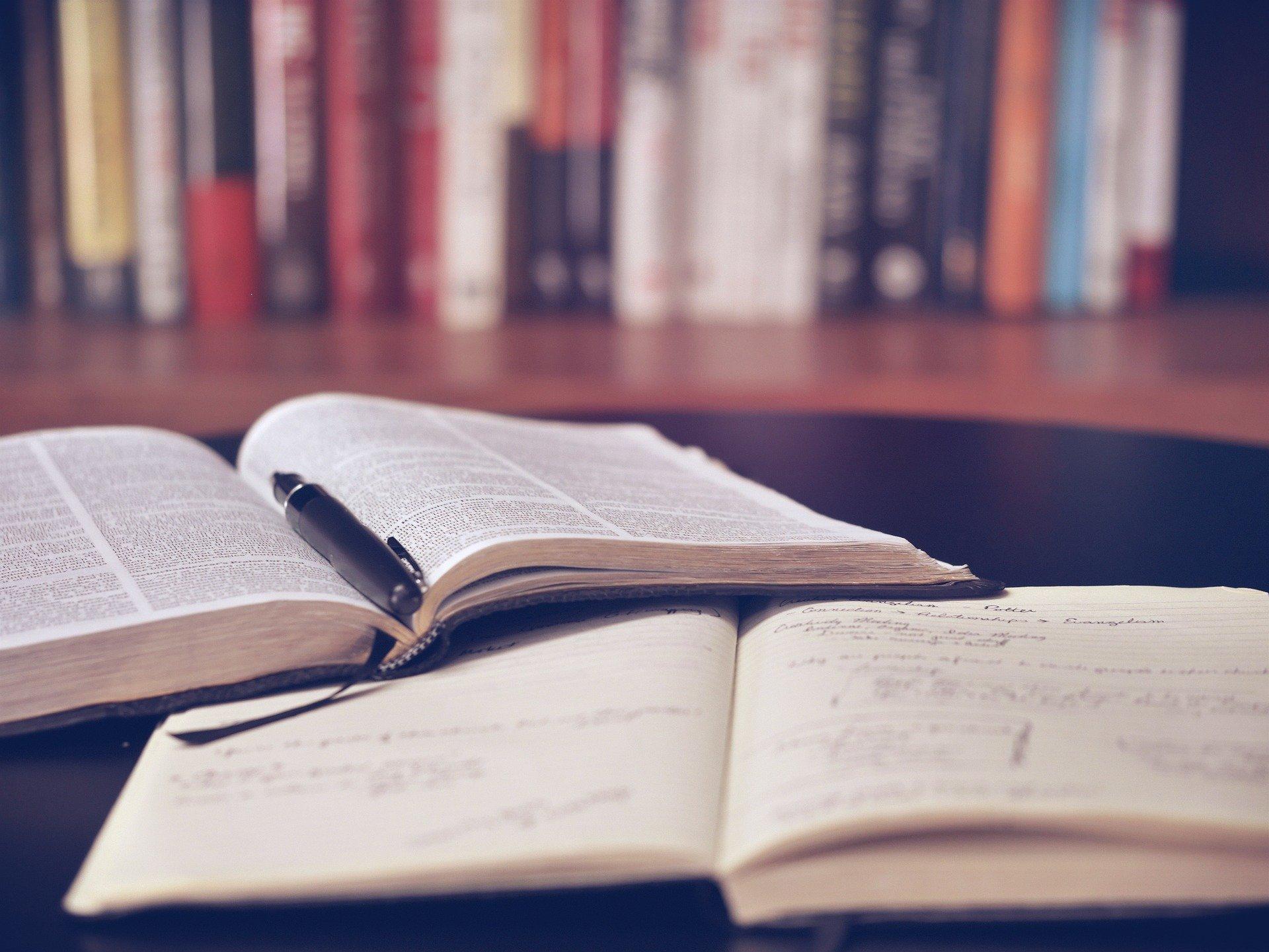 Os livros enquanto auxiliares dos estudos para o vestibular