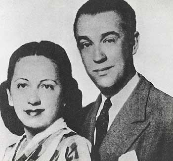 Juscelino Kubitschek e Sara