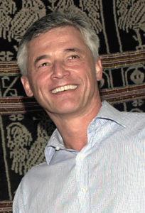 Sergio Vieria de Mello em viagem ao oriente médio