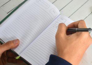 Como começar a escrever um livro?