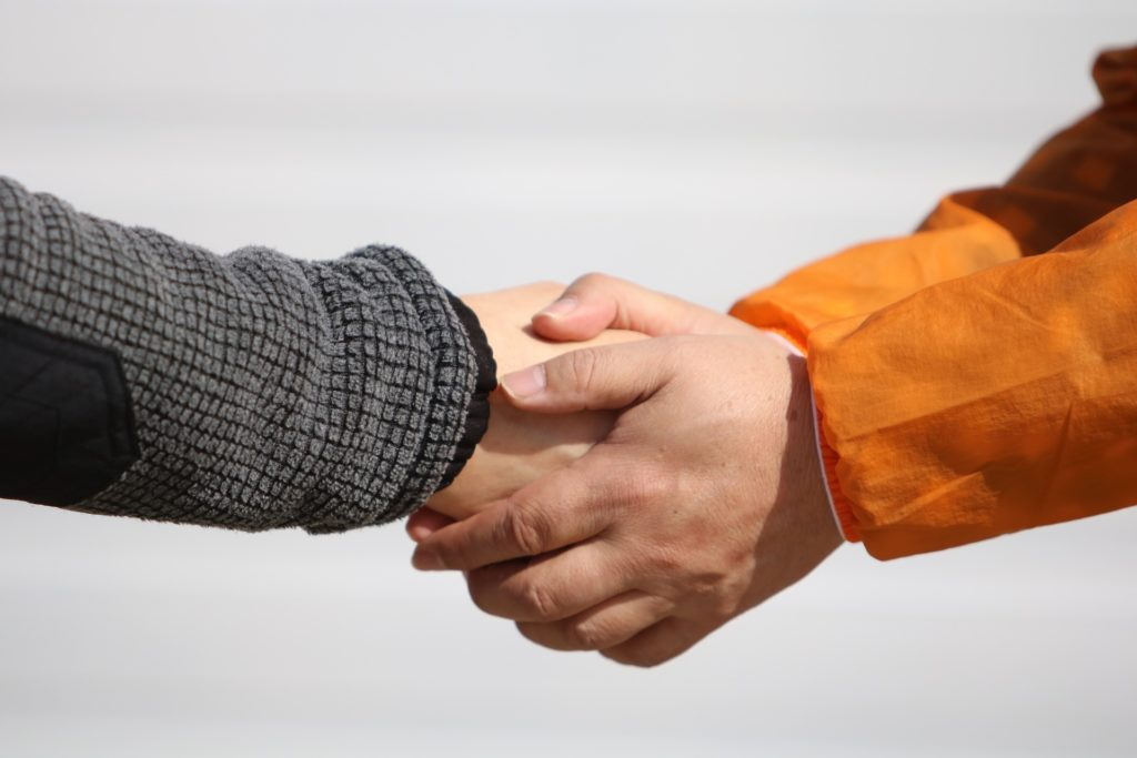 organização e relacionamentos