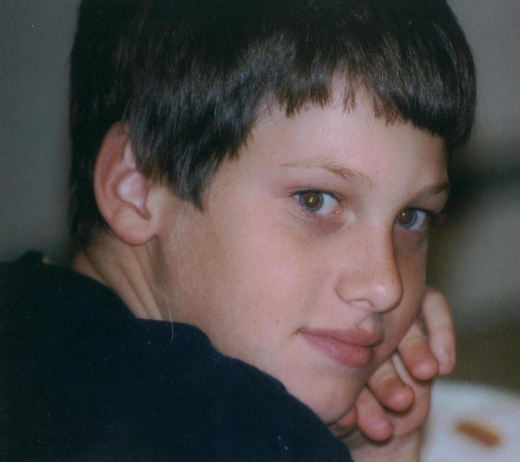 Ryan Patrick Halligan vítima de bullying em 2003 nos Estados Unidos