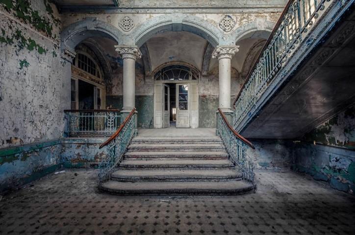 Fotógrafo percorre a Europa em busca de lugares abandonados | Hypeness –  Inovação e criatividade para todos.